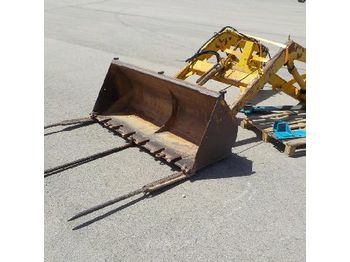 Traktör ön yükleyici Front Load Attachment to suit Tractor