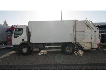 Renault PREMIUM 270dCi 4x2 GARBAGE TRUCK MANUAL GEARBOX STEEL SUSPENSION - çöp kamyonu