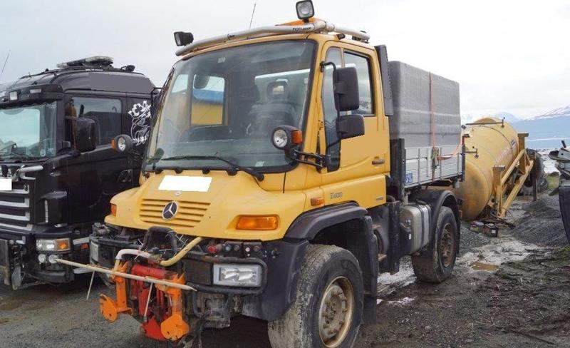 Mercedes Benz Unimog | Best News Of Upcoming Cars