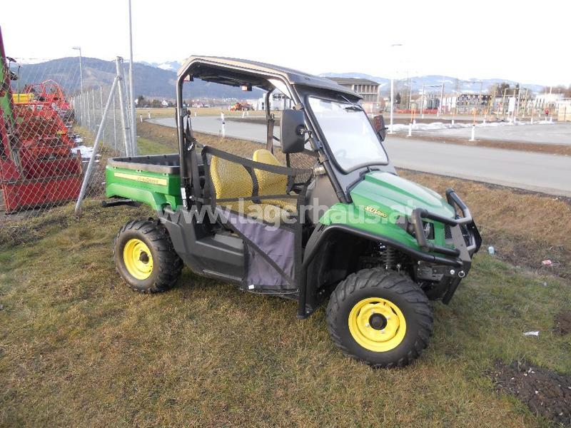 John Deere Gator >> Satilik John Deere Gator Xuv 560 Traktor Icin Kar Kureme Dan