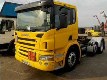 2010 Scania 6x2 Midlift (Reg. Docs. Available) - çekici