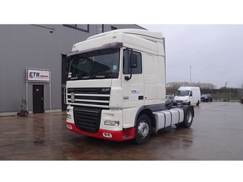 DAF 105 XF 410 Space Cab (MANUAL GEARBOX / BOITE MANUELLE / PERFECT) - çekici