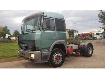Iveco TURBOSTAR 190.48 tractor unit - perfect - çekici