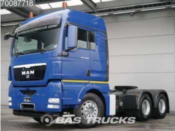Çekici MAN TGX 33.480 XLX 6X4 Manual Intarder Big Axle Steelsuspension Euro 5