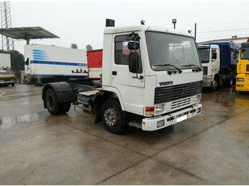 VOLVO FL7 260 left hand drive manual retarder - çekici