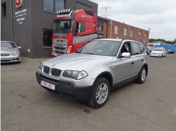 Binek araba BMW X3 2.0D manual