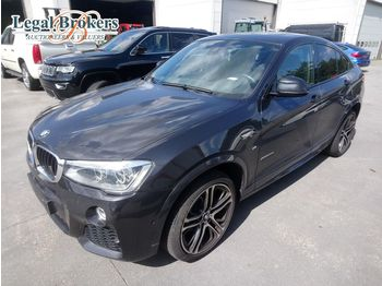 Binek araba BMW X4 xDrive20d - Berline