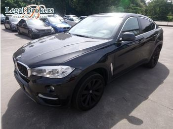 Binek araba BMW X6 xDrive30d - Sedan
