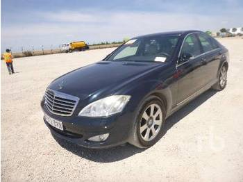 MERCEDES-BENZ S350 - binek araba