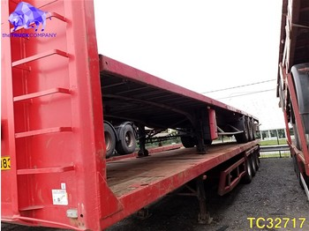 Açık/ sal dorse General Trailer Flatbed