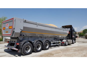 GURLESENYIL thermal insulated tippers - damperli dorse