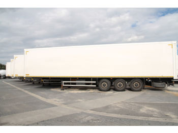 WIELTON NS34 KOFFER CONTAINER 10 UNITS - izotermik dorse