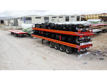 Platform dorse LIDER 2020 MODEL NEW LIDER TRAILER DIRECTLY FROM MANUFACTURER FACTORY