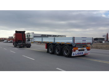 Platform dorse LIDER 2020 YEAR MODEL NEW TRAILER FOR SALE (MANUFACTURER COMPANY)