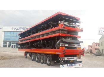 Platform dorse LIDER 2020 YEAR NEW TRAILER FOR SALE (MANUFACTURER COMPANY)