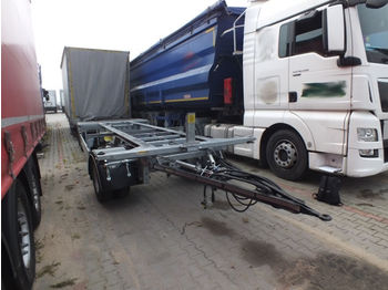 SOMMER AW TRAILER CHASSIS - şasi dorse