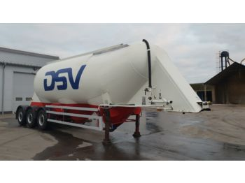 Tank dorse Other INTERCONSULT Cement Silo 40m3 2004 year
