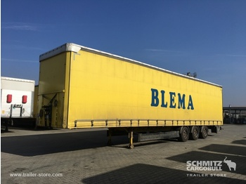 Berger Curtainsider Mega Side door both sides - tenteli dorse