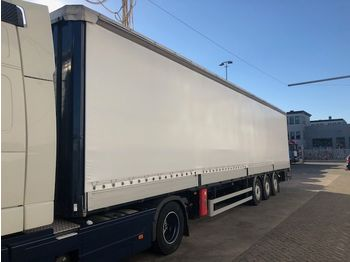 Fruehauf Borden top quality - tenteli dorse