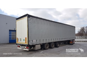 Schmitz Cargobull Curtainsider Mega Side door both sides - tenteli dorse