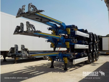 Wielton Container chassis - dorse