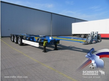 Wielton Containerchassis Standard - dorse