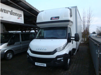 Iveco Daily 70C18 15PAL 7,2t Ladebordwand/Sofort  - tenteli kamyonet