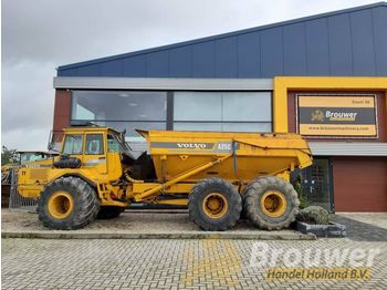 VOLVO A 25 C 100cm tyres, 1 owner, dutch machine - belden kırma kaya kamyonu