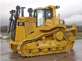 Buldozer CAT D9T + RIPPER (INCL. BLADE)