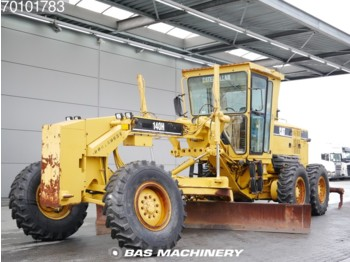 Caterpillar 140H Pushblock and Ripper - greyder