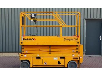 Makasli platform Haulotte COMPACT 10 Electric, 10.2 m Working Height, Non Ma