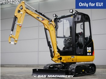 Mini ekskavatör Caterpillar 301.7D CR New Unused - full warranty until 22-02-2021