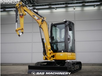 Mini ekskavatör Caterpillar 303.5E CR New Unused - full warranty until 22-02-2021
