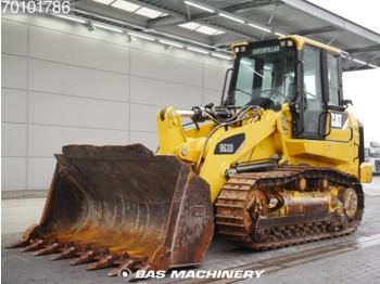 Caterpillar 963 D Nice and clean condition - ripper valve - paletli yükleyici