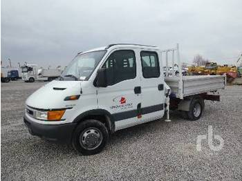 IVECO DAILY 35/A - damperli kamyon