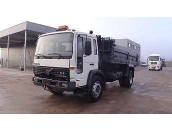 Volvo FL 6 - 18 (FULL STEEL SUSPENSION / MANUAL PUMP / 18 TON) - damperli kamyon