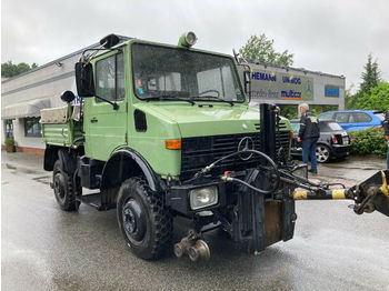 Unimog U 1200 Road and Rail  - kamyon
