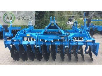 Inter-Tech Scheibenegge 3m /Heavy Disc harrow 3 m/Grada ráp/ Дисковая борона 3 м - disk tırmığı