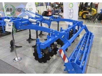 Inter-Tech Grubber 2,6m/Cultivator 2.6 m/Dechaumeur a dents/Культиватор - kültivatör