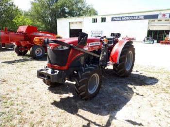 Satılık MASSEY FERGUSON 3660 GE 4WD tarım traktör dan