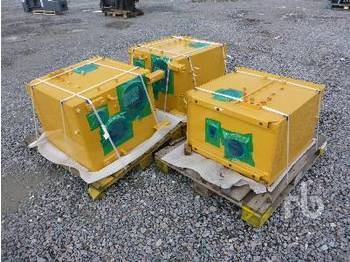 Hidrolik Qty Of 3 Hydraulic Tanks