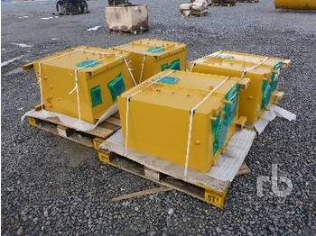 Hidrolik Qty Of 4 Hydraulic Tanks