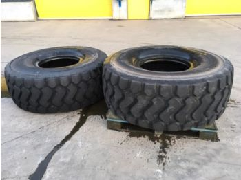 Michelin TYRES used - lastikler